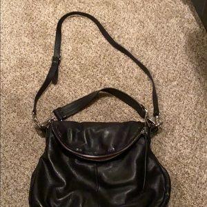 Black hobo Margot bag